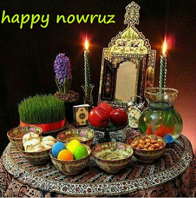 Happy Persian New Year 1398 (2019)